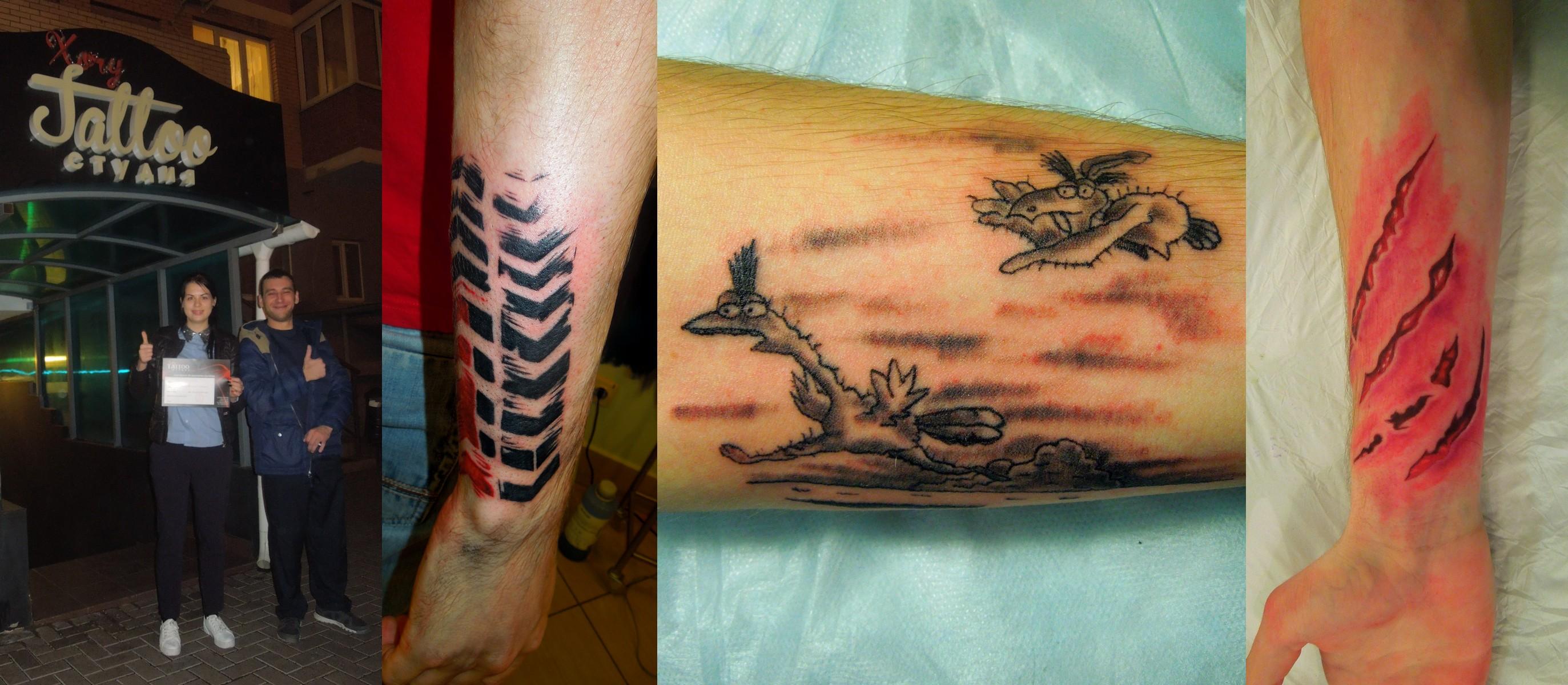 Как переводить татуировки в домашних условиях